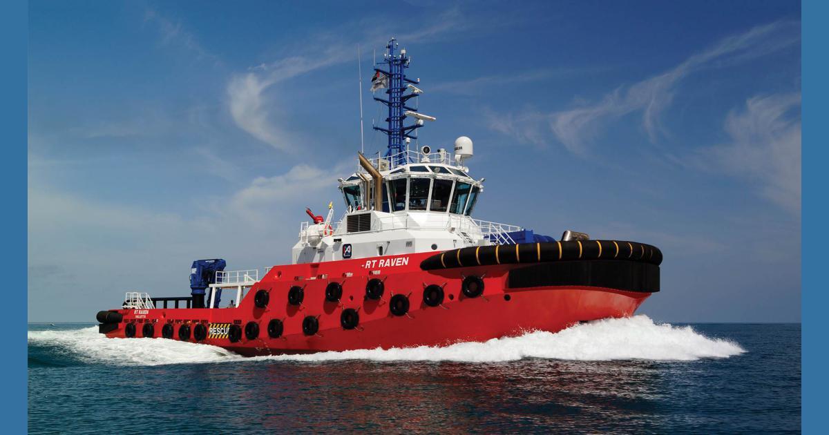 Tugboat | Alphatron Marine